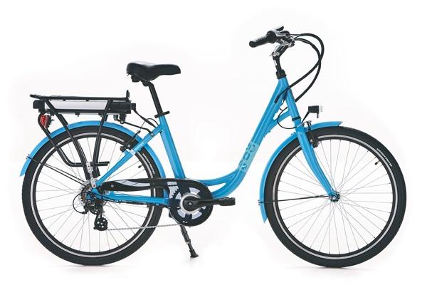 Vélo à assistance électrique : Linaria
