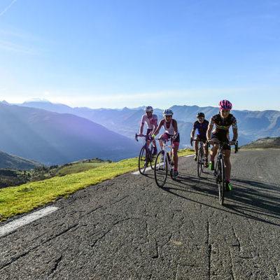 Séjour Cyclo Route, cols mythiques des Pyrénées
