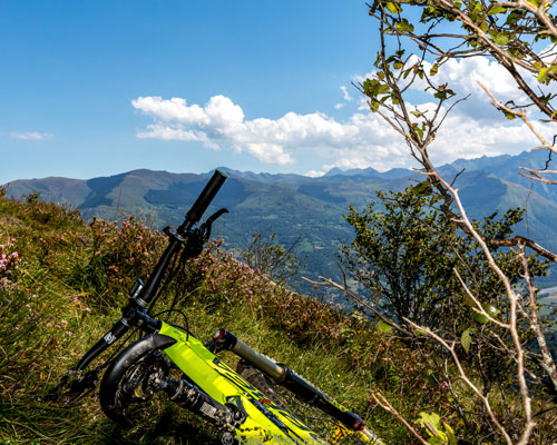 Séjour VTT Enduro dans les Hautes-Pyrénées