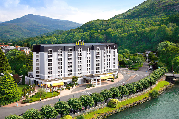 Hotel Alba à Lourdes 4 étoiles