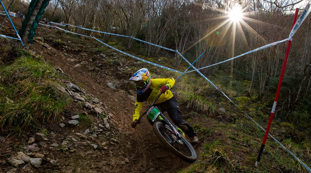 Advanced Downhill MTB Training Course