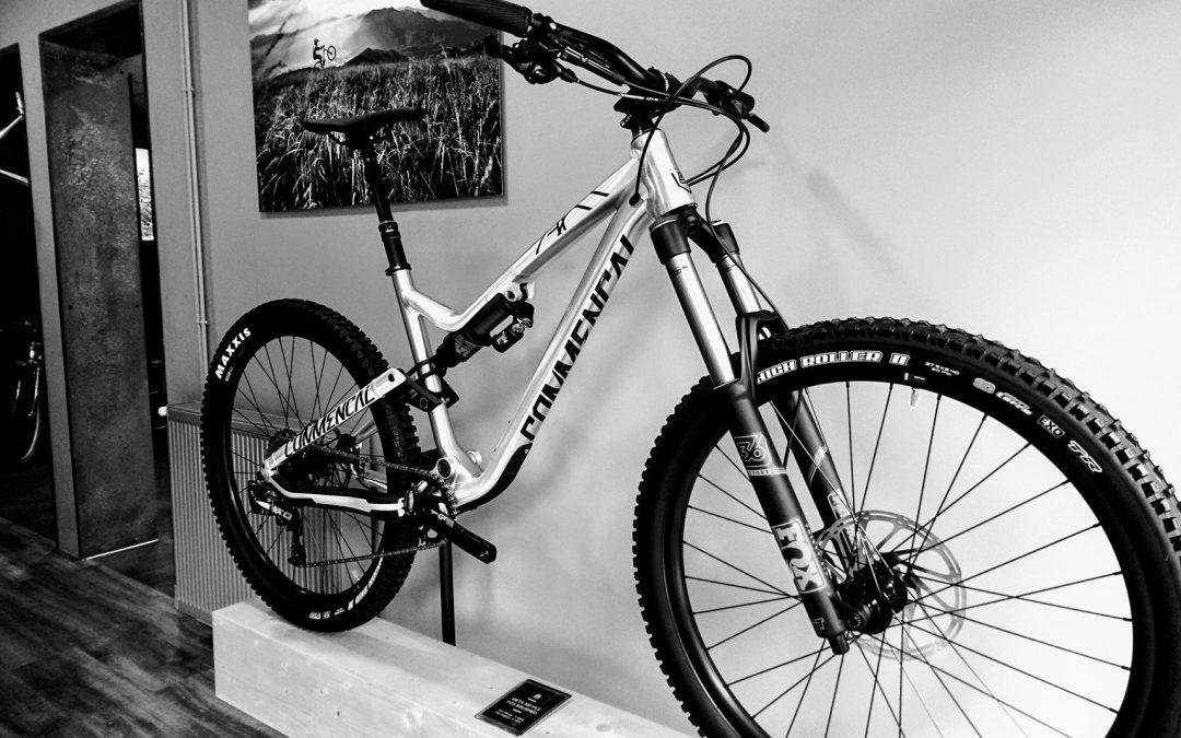 Acheter votre Commencal chez Bike & Py