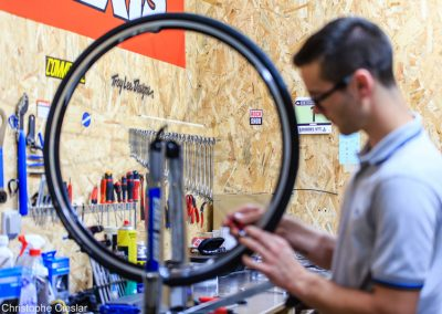 Atelier de réparation de vélos de route et vtt à Lourdes