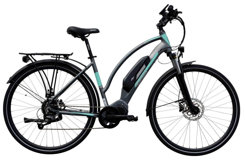 Vélo à assistance électrique : Nova