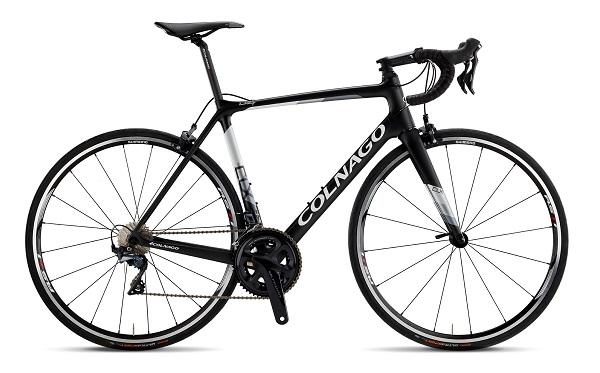 carbon road bike rental pyrenees Colnago CLX Shimano ultegra
