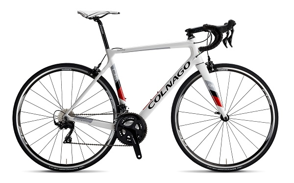 Carbon Road bike rental pyrenees colnago crs