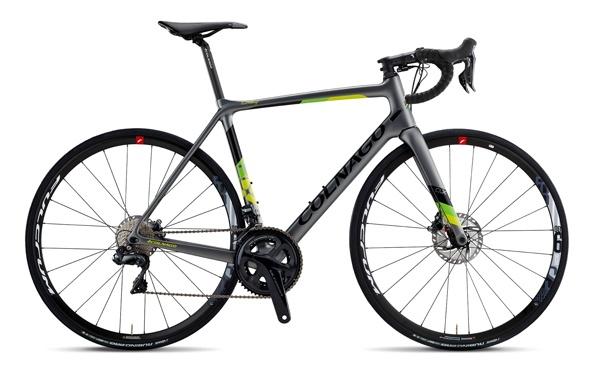 carbon road bike rental pyrenees Colnago CLX Shimano ultegra disc