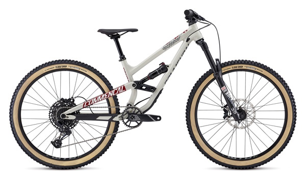 Downhill Enduro Junior mountain bike rental pyrenees commencal clash