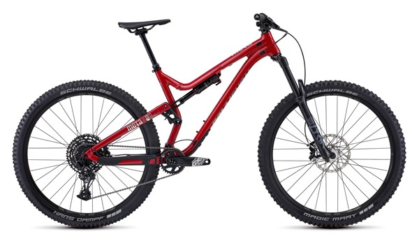 Enduro Park mountain bike rental pyrenees commencal meta am 29