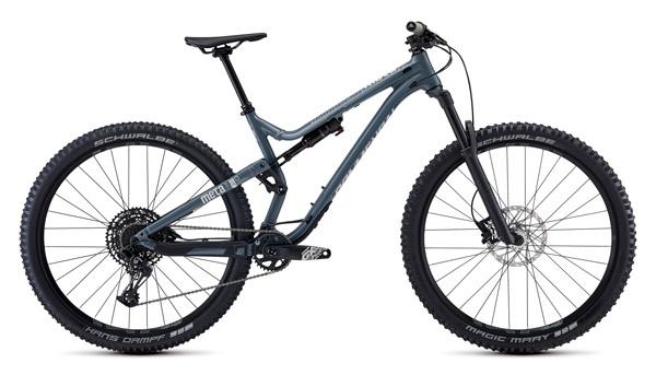 Enduro Trail mountain bike rental pyrenees commencal meta TR 29