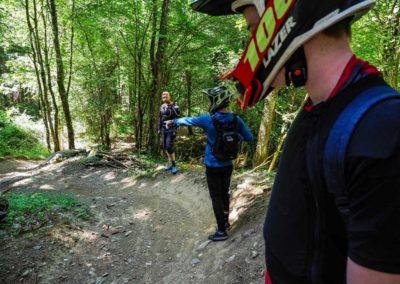 stage vtt descente pyrenees